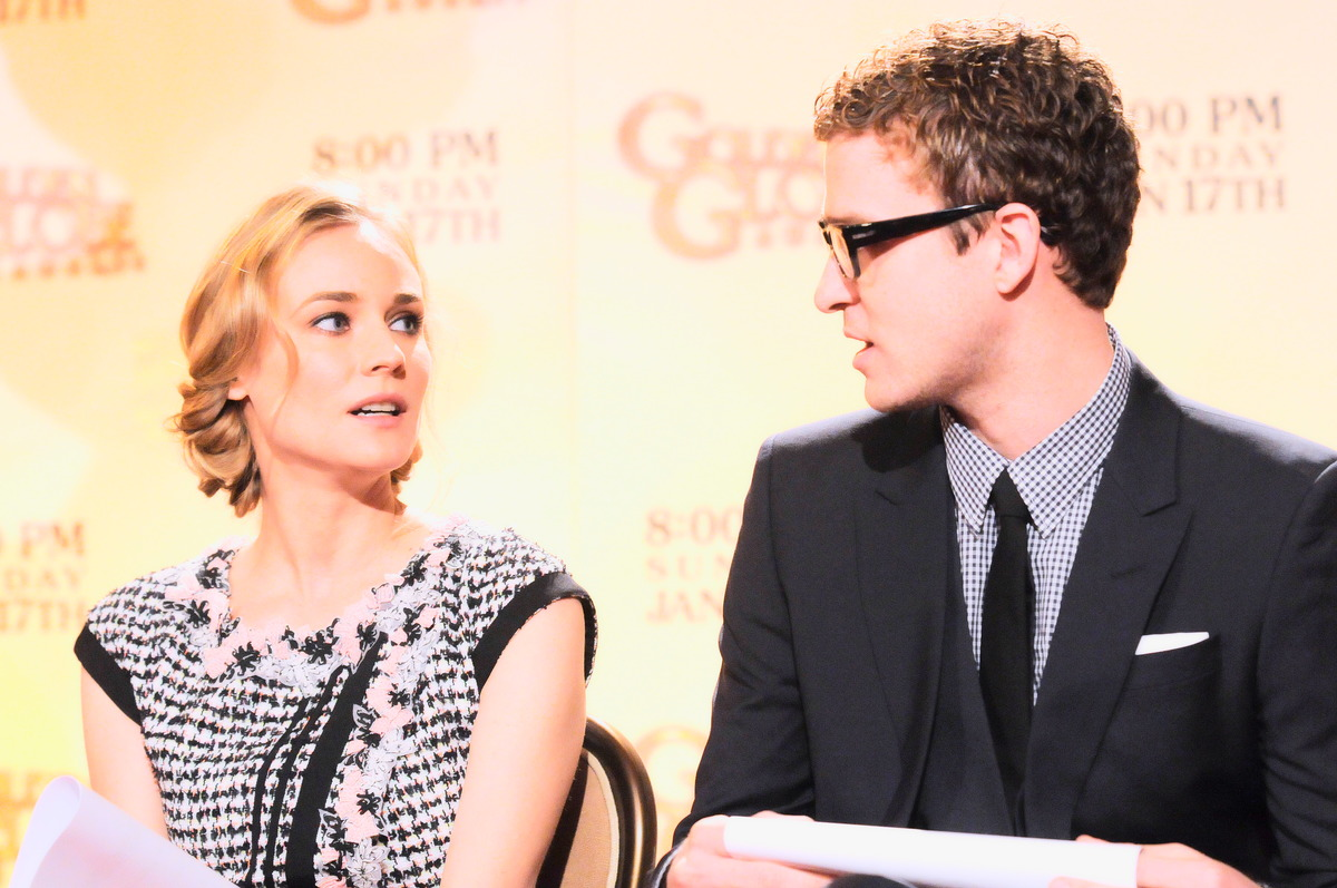 Diane Kruger und Justin Timberlake