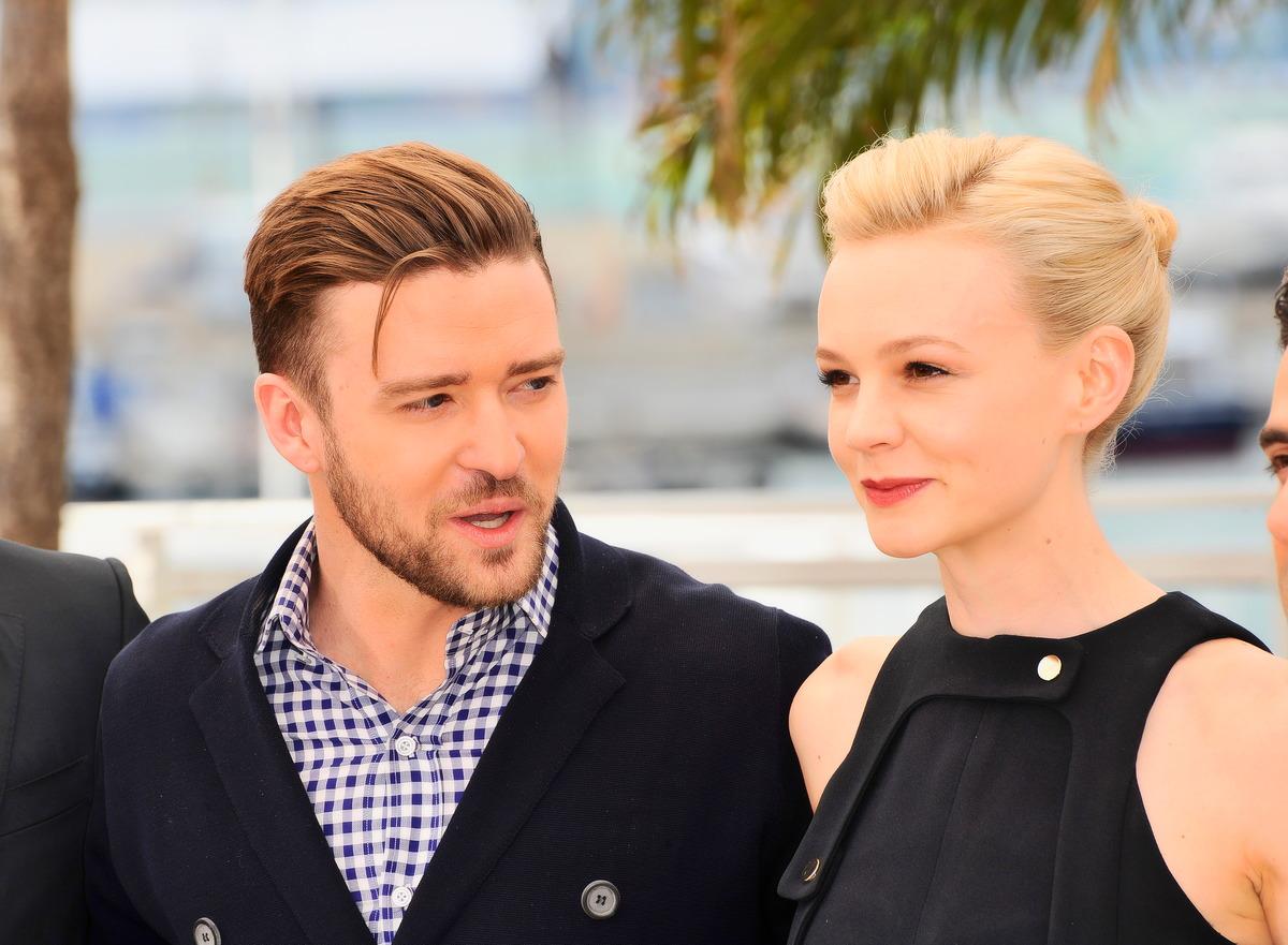 Justin Timberlake und Carey Mulligan