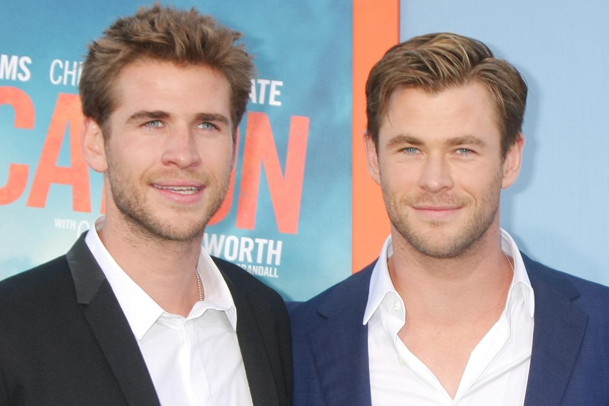 Liam Hemsworth und Chris Hemsworth