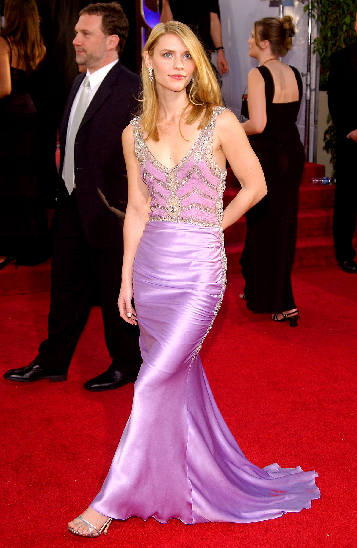 Claire Danes im Januar 2015 auf den 62. Golden Globe Awards