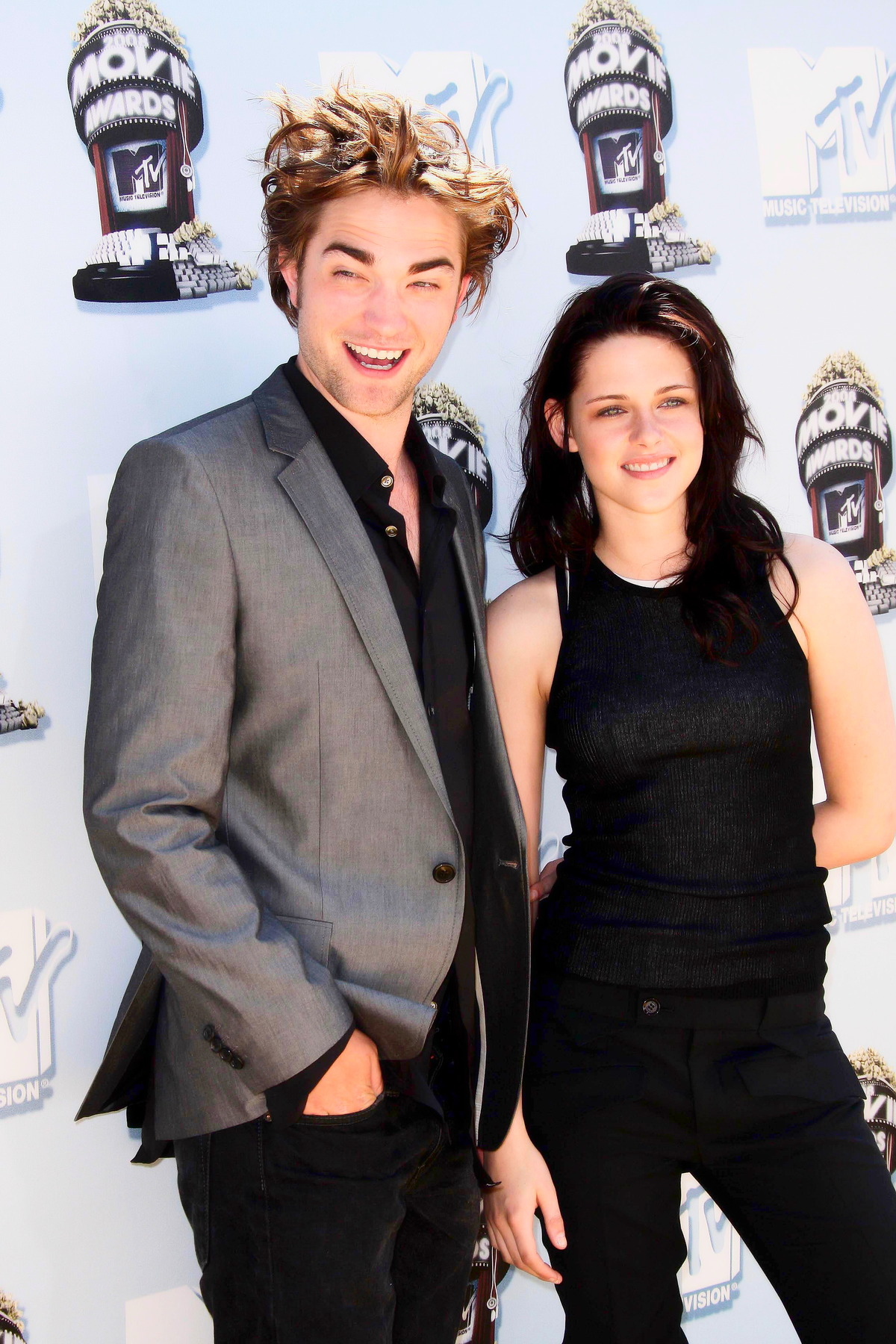 Robert Pattinson und Kristen Stewart