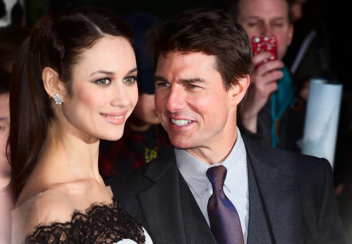Tom Cruise und Olga Kurylenko