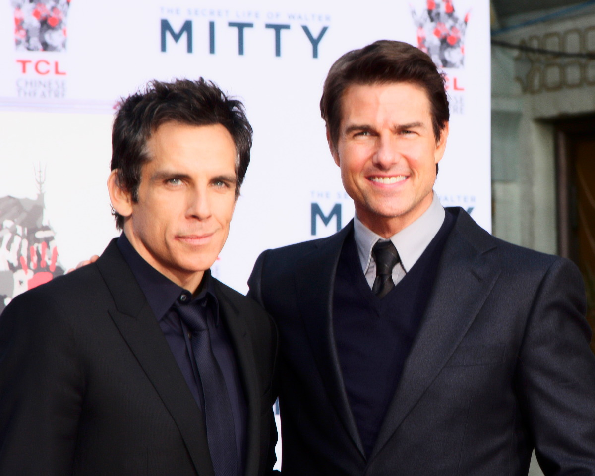 Tom Cruise und Ben Stiller