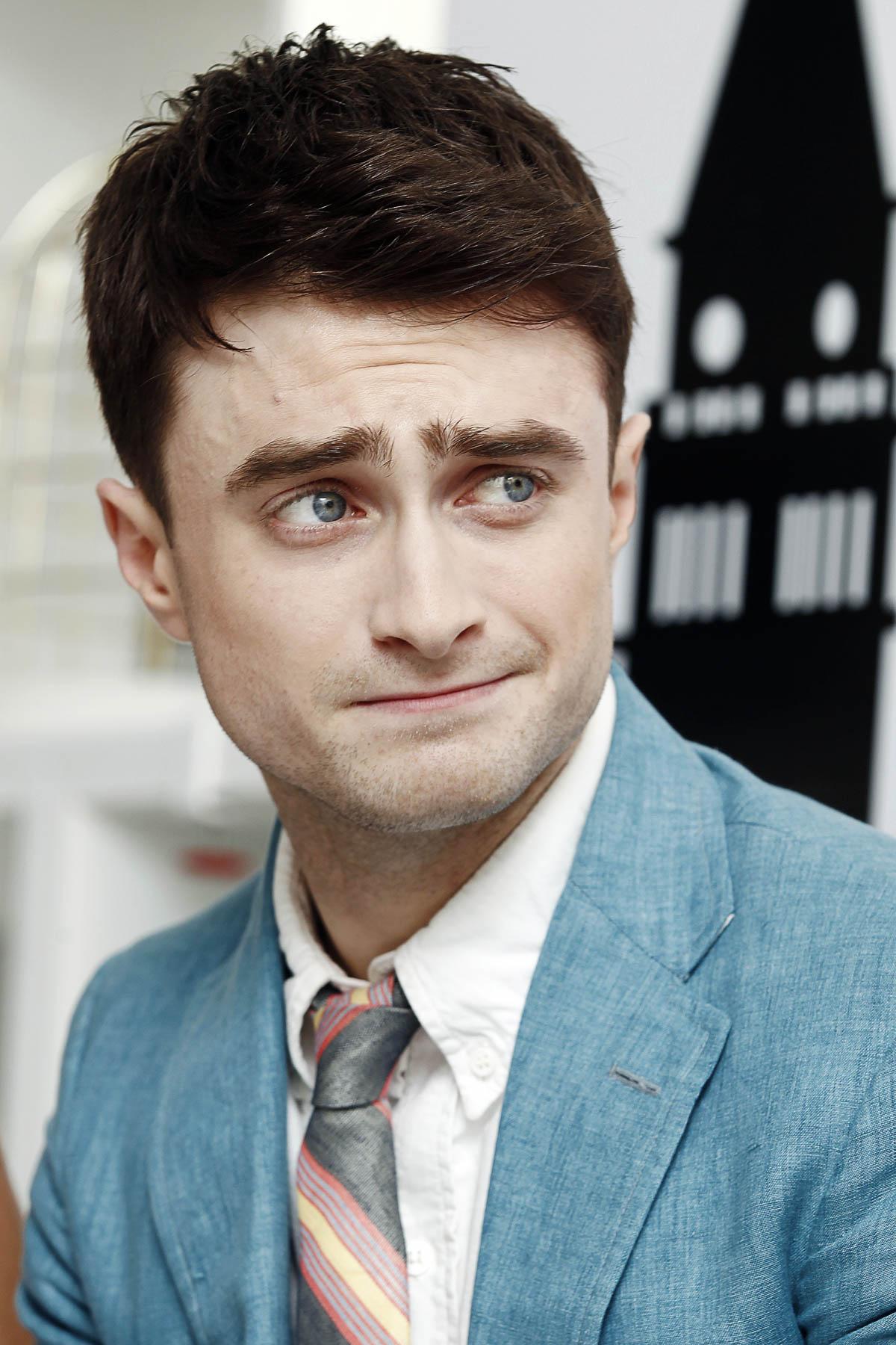 Daniel Radcliffe nackt im nächsten Harry Potter?