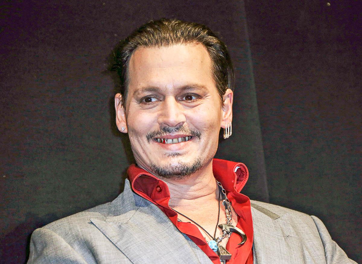 Johnny Depp News джонни депп новости